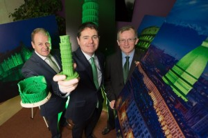 Il mondo si tinge di verde per la festa nazionale irlandese