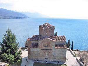 Macedonia, Ohrid, Sveti Jovan