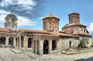 Macedonia, Ohrid, Sveti Numan