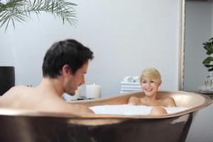Terme di Merano, vasca imperiale per due by Manuela Prosslinder