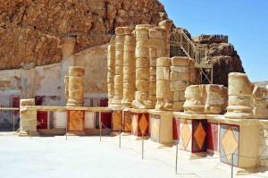 Israele, la fortezza di Masada