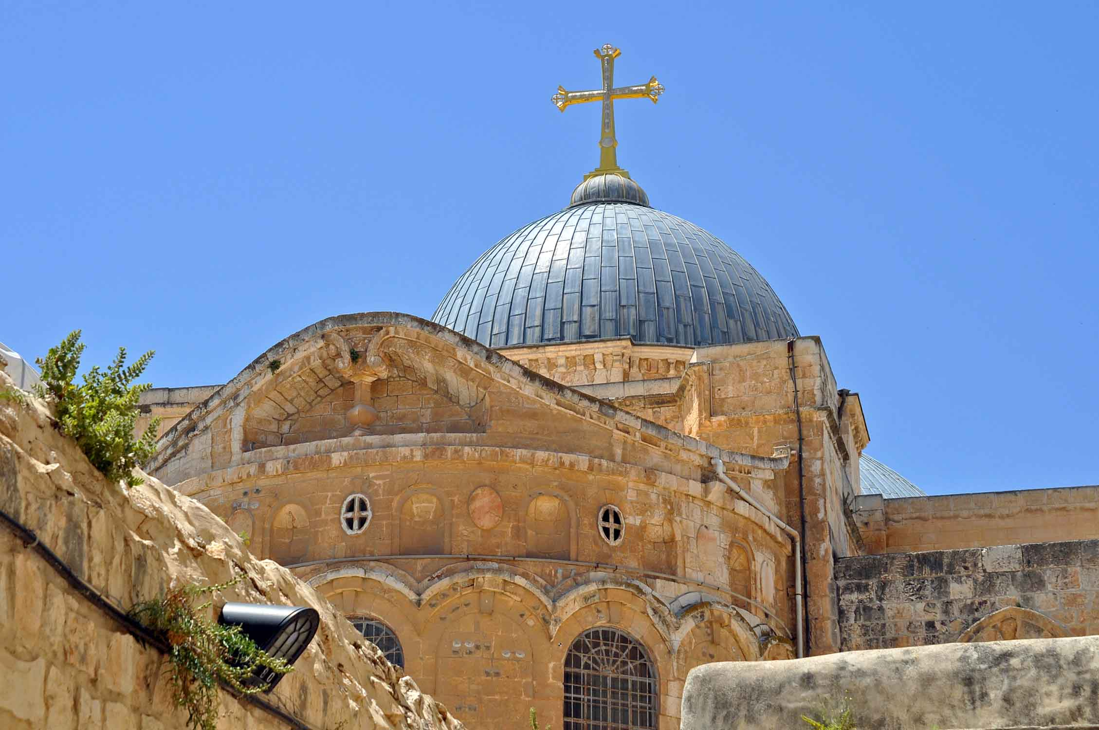 Israel, Jerusalen, la via Dolorosa
