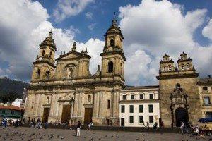 Colombia, chiesa