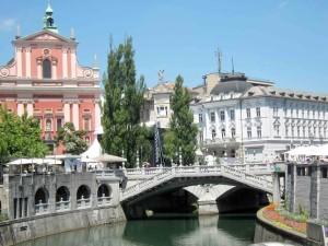 Slovenia, Lubiana
