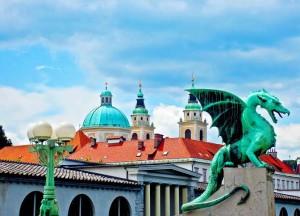 Slovenia, draghi a Lubiana