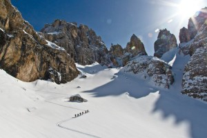San Martino, Salewa get Vertical