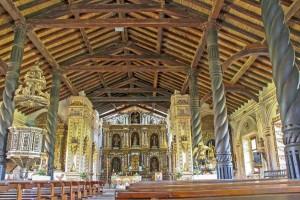 Bolivia, Missione San Raphael