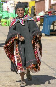 Un tipico boliviano