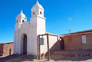 Argentina, una chiesa