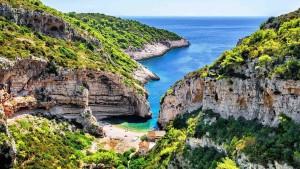 Croazia Baia Stiniva