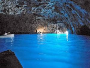 Croazia, Grotta Azzurra