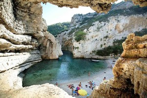 Croazia, Isola di Stiniva