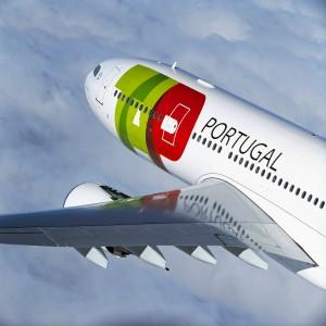 Un aereo di Tap Portugal