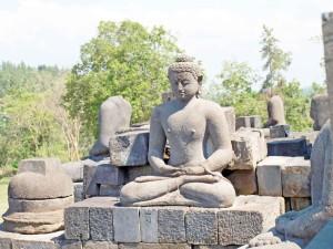 Indonesia, Buddha