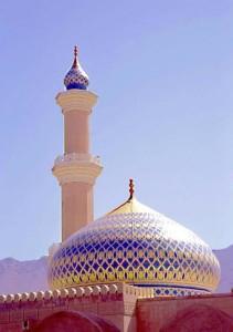 Oman Moschea Nizwa