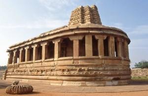 Karnataka, Pattadakal, tempio