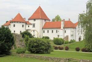Croazia, il castello di Varazdin