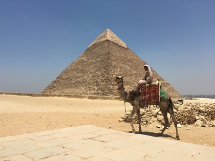 Egitto, Piramidi spettacolari