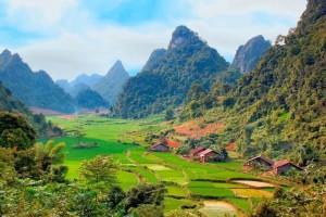 Vietnam paesaggio