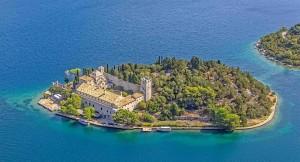 Croazia, isola di Santa Maria