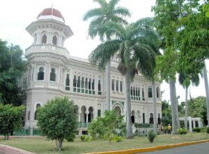 Cuba, Palacio Cienfuegos de Valle