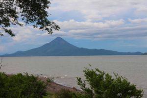 Nicaragua, vulcano Monbachho