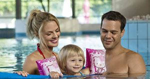 Slovenia, piscina termale