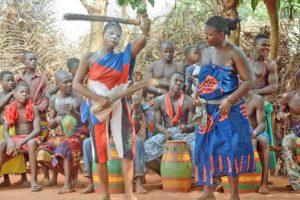 Togo, festival del vudu