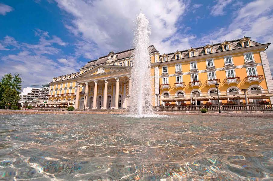 Slovenia, terme Rogaska Grand Hotel