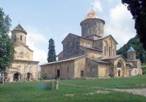 La cattedrale a Gelati