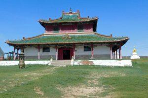 Mongolia, Karakorum tempio