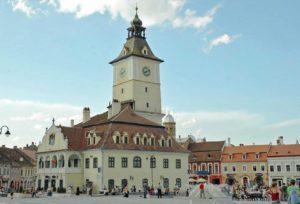 rom Brasov, piazza Sfatului