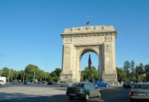 rom18m Bucarest, Arco di Trionfo