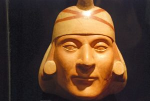peru Trujillo, Museo Arch.