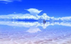Bolivia, la distesa di saòe