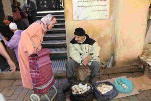 Maroccosono fresche le uova