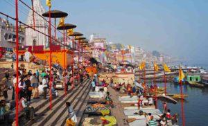 incl01m Varanasi, lungoGange