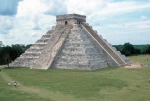messicoChichen Itza, piramide